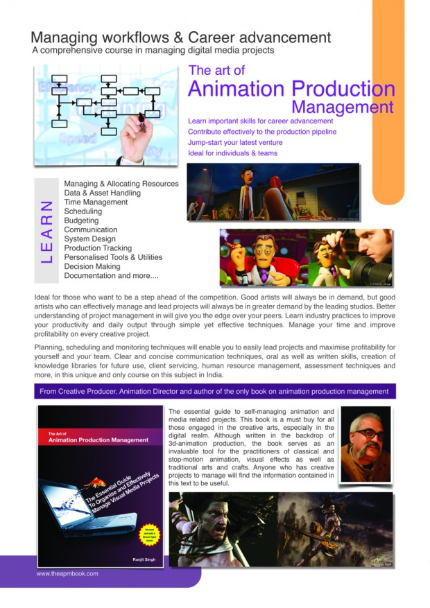 Animation Production Management