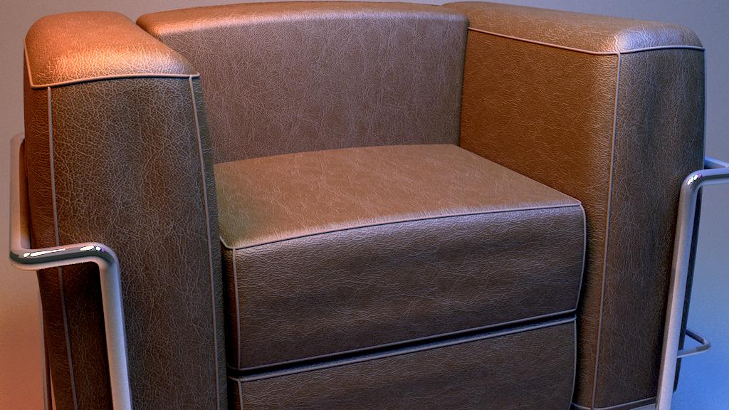 Soft Lighting & Soft Leather